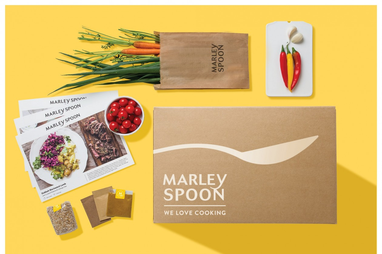 marleyspoon.com.au with Marley Spoon Discount Codes & Promo Codes